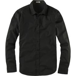 Hemd, schwarz, Gr. 140 - 140 - schwarz