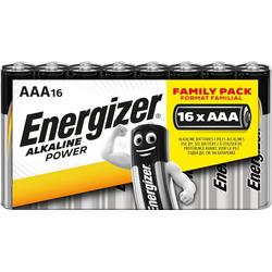 Energizer Alkaline Power AAA Batterien 16x Batterie