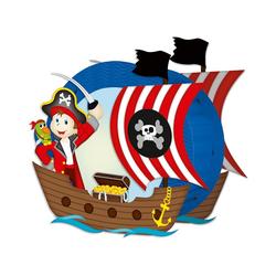 URSUS Laterne Laternen-Bastelset Pirat