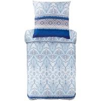 BASSETTI Faraglioni blau (155x220+80x80cm)