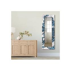 Artland Wandspiegel Blue Ornaments