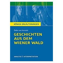 Geschichten aus dem Wiener Wald von Ödön von Horváth.. Ödön von Horváth  - Buch