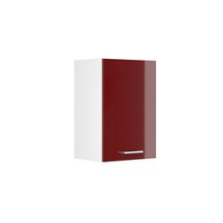 Vicco Hängeschrank 40 cm Küchenschrank Küchenschränke Küchenunterschrank R-Line Küchenzeile rot