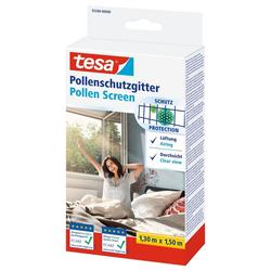 tesa Insektenschutz-Fenster Pollenschutzgitter, (1-St), Pollenschutz, Ideal für Menschen mit Allergien