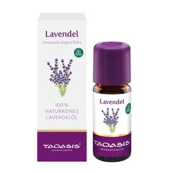 Lavendelöl im Umkarton