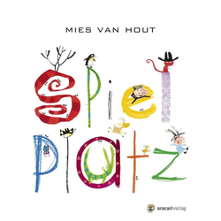 Spielplatz als Buch von Mies van Hout