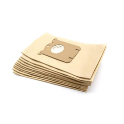 vhbw 10 Beutel Papier für Staubsauger Saugroboter Mehrzwecksauger wie Rossmann R 040