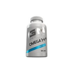 GN Omega 3-6-9 Health Line 120 Kaps.