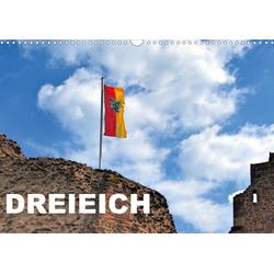 Dreieich (Wandkalender 2021 DIN A3 quer)