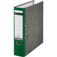 Leitz Ordner 1080 DIN A4 Rückenbreite: 80mm Grün Wolkenmarmor