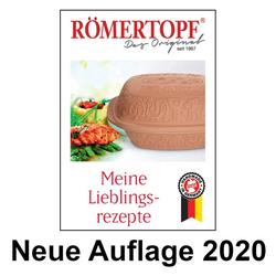 RÖMERTOPF Römertopf Römertopf Kochbuch Meine Lieblingsrezepte, Papier
