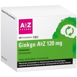 Ginkgo AbZ 120 mg