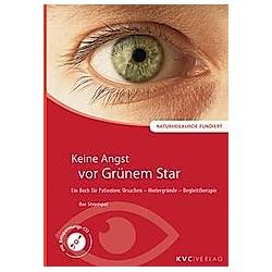 Keine Angst vor Grünem Star, m. Audio-CD