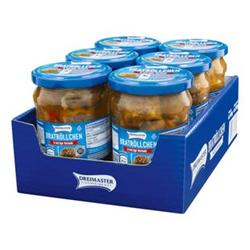 Dreimaster Bratröllchen in würziger Marinade 500 g, 6er Pack