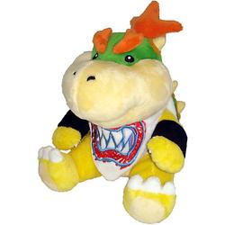 Plüsch Nintendo Bowser Jr., 19 cm