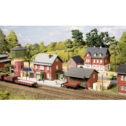 Auhagen 15304 TT Bahnhof-Set Neschwitz