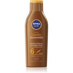 Nivea Sun Deep Tan Sonnenmilch SPF 6 200 ml