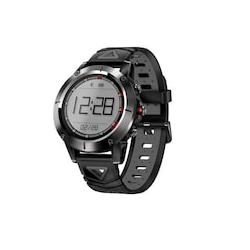 Gray Smart Sports Watch Built-in GPS Fitness Tracker IP68 Waterproof Heart Rate Monitor for Men and Women