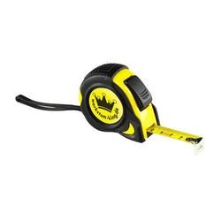 Maßband Rollbandmaß Rollmaßband mit Gürtelclip & Autostopp 3 Meter gelb