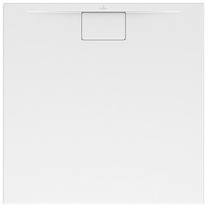 Villeroy & Boch Architectura MetalRim Quadratduschwanne extra flach 900 x 900 mm - Weiß Alpin - UDA9090ARA115V-01