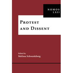 Protest and Dissent als Buch von