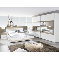 Rauch Schlafzimmer Tarragona Schlafzimmer-Set in verschiedenen Farben