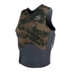 NP Combat Impact Side Zip Vest C5 Olive Camo Weste Kite 2018, Größe: XXS