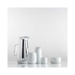 Stelton Becher Stelton Norman Foster 2 Stück Espresso Thermobecher 4 cl. aus Porzellan