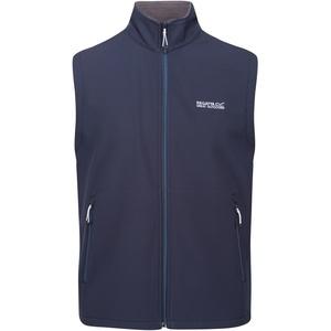 Regatta Bradwell III Bodywarmer Weste Herren navy 3XL 2021 Softshellwesten