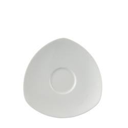 Rosenthal Vario Pure Untertasse für Kaffeetasse Oval