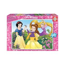 Educa Puzzle Puzzle Disney Princesses, 100 Teile, Puzzleteile
