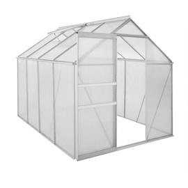 Zelsius Gewächshaus Alu HKP 6 mm 4,75 m2