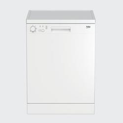 Beko DFN 05311 W Standgeschirrspüler, 60 cm, 5 Programme, 4 Temperaturen, EEK: A+, 13 Maßgedecke