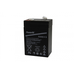 Blei Akku passend für Kirsch Medikamentenkühlschrank MED-100, MED-520