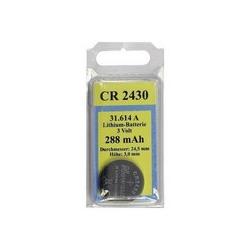 BATTERIEN Lithium Zelle CR 2430 3V