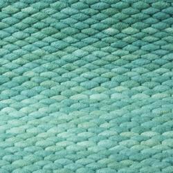 Teppich Pinto - Hellblau