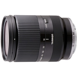 Tamron 18-200mm F3,5-6,3 Di III VC Canon M schwarz
