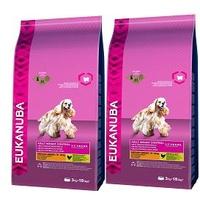 Eukanuba Adult Weight Control mittelgroße Rassen 2 x 15 kg