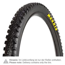 Maxxis MTB-Reifen Minion SemiSlick Schwarz, 29 x 2.30 Zoll, Tubeless Ready, EXO, Silkworm, Dual, Faltbar