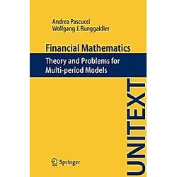 Financial Mathematics. Wolfgang J. Runggaldier  Andrea Pascucci  - Buch