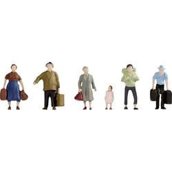 NOCH 18115 H0 Figuren Reisende