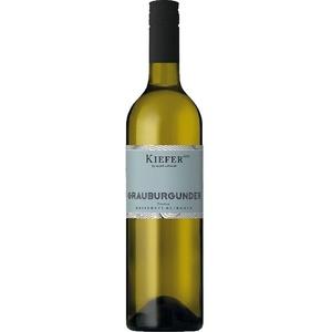 Kiefer Grauburgunder trocken QbA 2020
