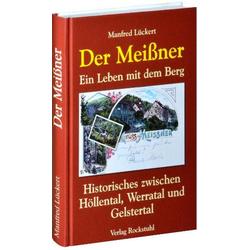 Der Meißner als Buch von Manfred Lückert