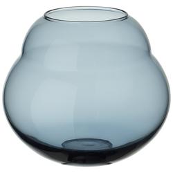 Villeroy & Boch Jolie Bleue Vase/Windlicht Kristallglas, blau