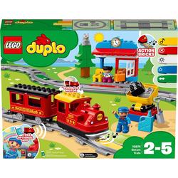 LEGO DUPLO Dampfeisenbahn (10874), LEGO DUPLO