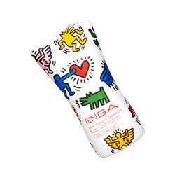 Tenga 'Keith Haring Soft Tube Cup', 14,5 cm