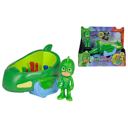 PJ Masks - Gecko mit Geckomobil