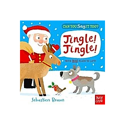 Can You Say It Too? - Jingle! Jingle!. Sebastien Braun  - Buch