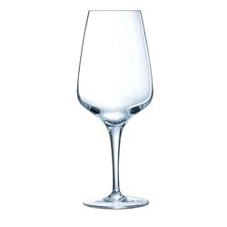 Chef & Sommelier Bierglas Beer Premium, Biertulpe Bierglas 450ml Krysta Kristallglas transparent 6 Stück Ø 8.7 cm x 22 cm