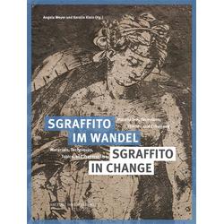 Sgraffito im Wandel / Sgraffito in Change als Buch von
